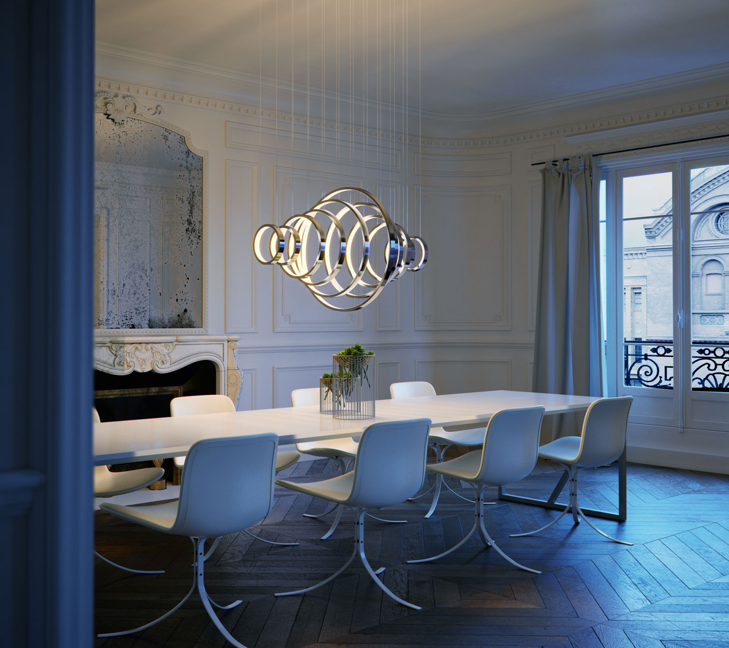 Distinctively Designed Lighting to complement your next project